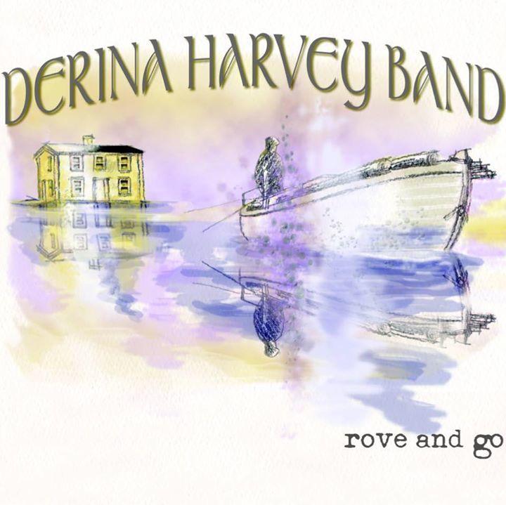 Derina Harvey Band Tour Dates