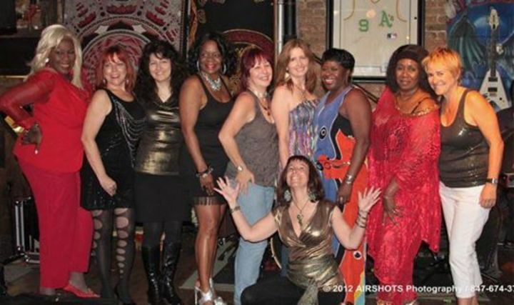 Chicago Women in the Blues Tour Dates