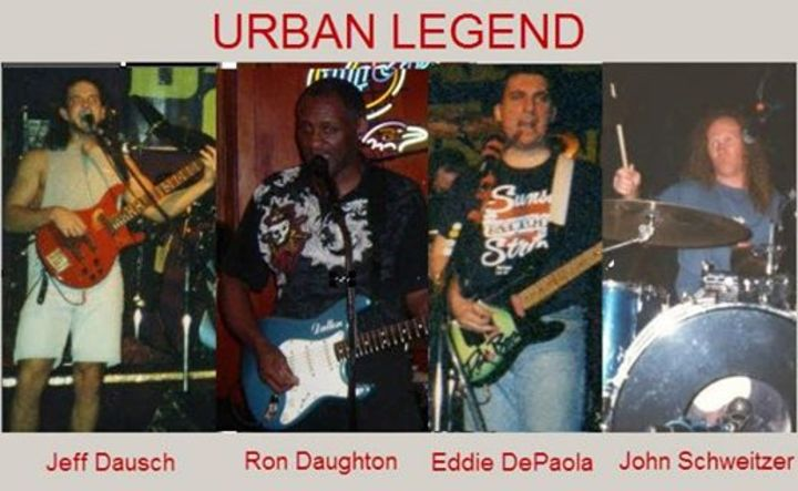 Urban Legend - Maryland Tour Dates
