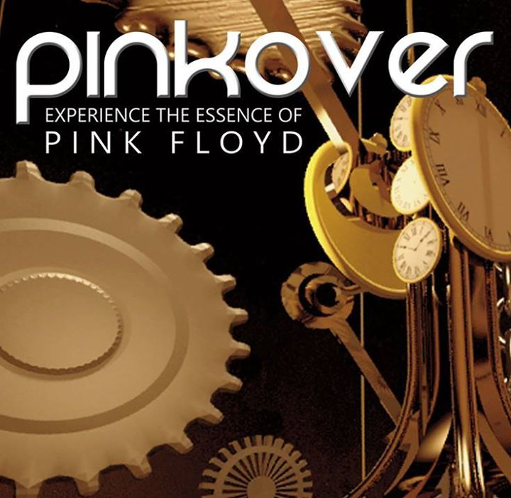 Pinkover Tour Dates