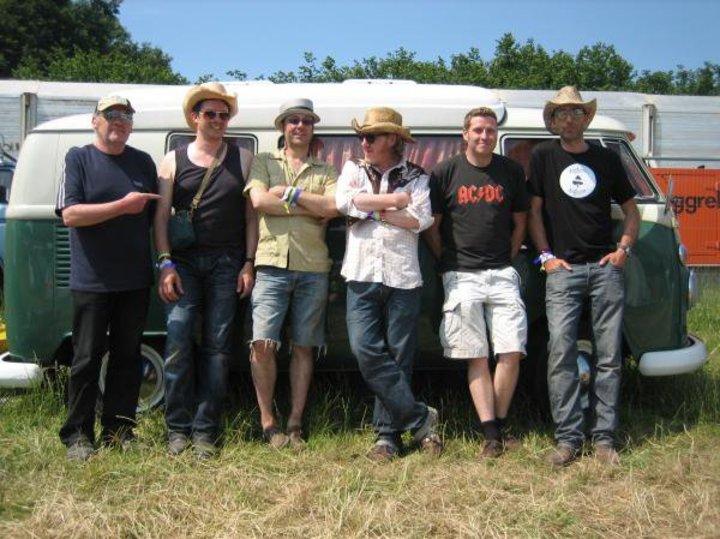 Foghorn presents My Grass is Blue Tour Dates