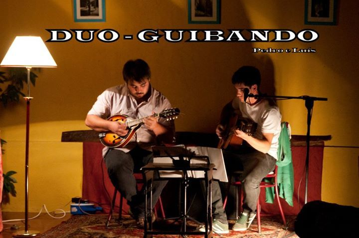 Duo - GuiBando Tour Dates