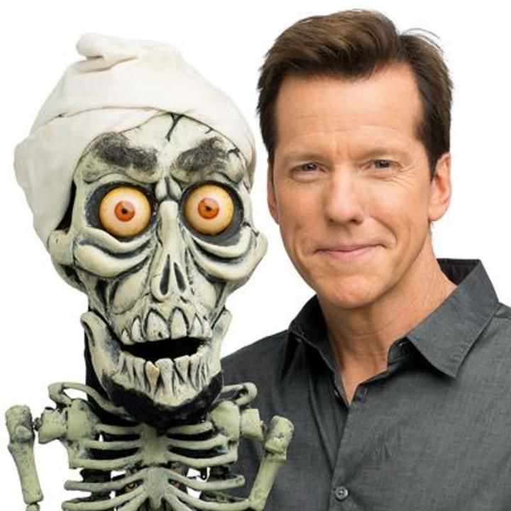 Jeff Dunham @ Joe Louis Arena - Detroit, MI