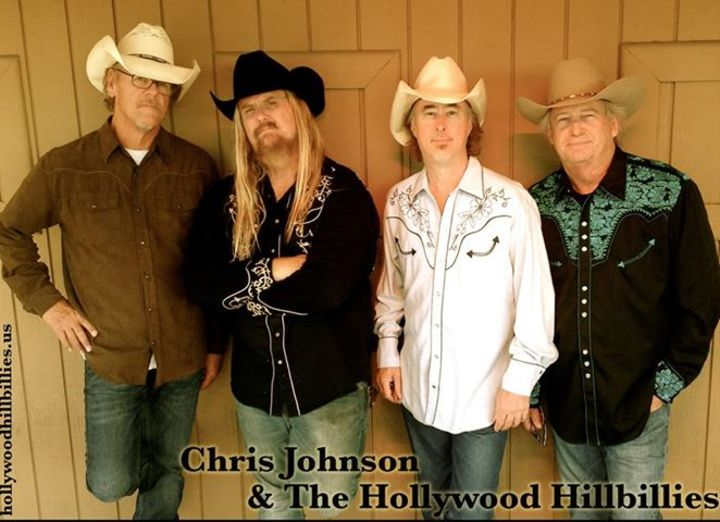 Chris Johnson and The Hollywood Hillbillies Tour Dates