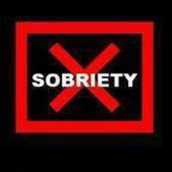 Sobriety X Tour Dates