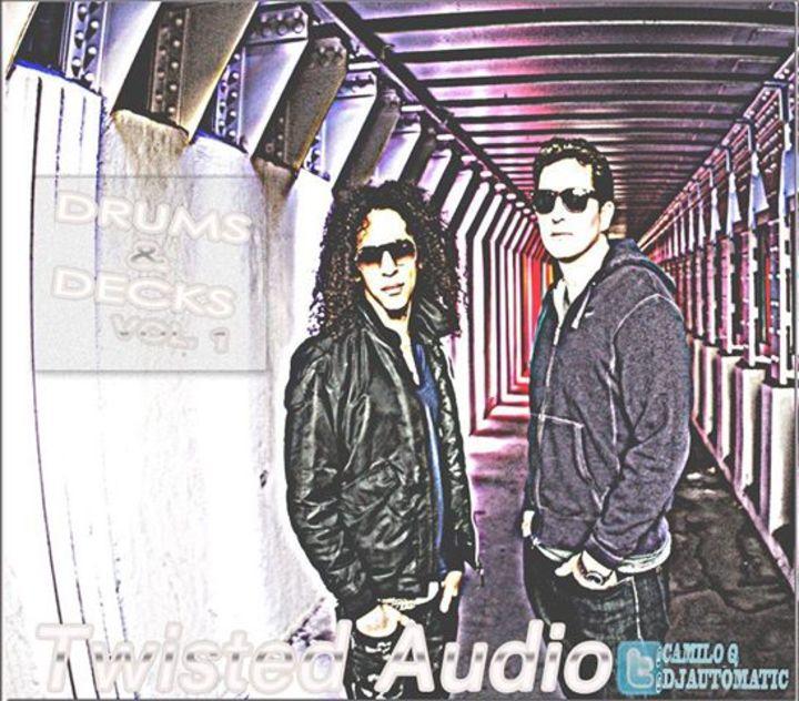 DJ Automatic and Camilo Quinones are Twisted Audio Tour Dates