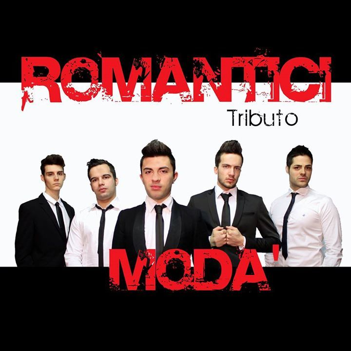 Romantici Tributo Modà Tour Dates