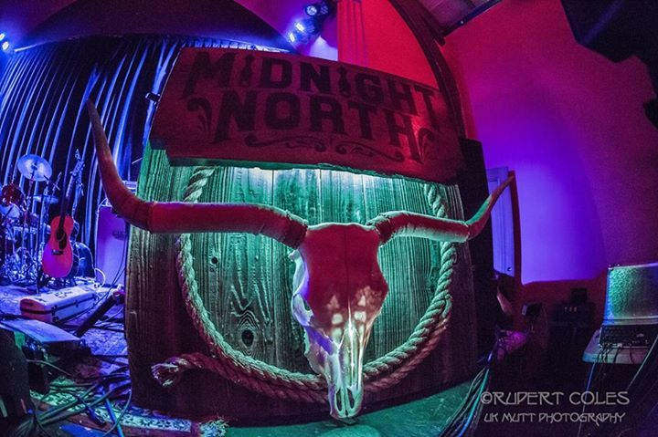 Midnight North Tour Dates
