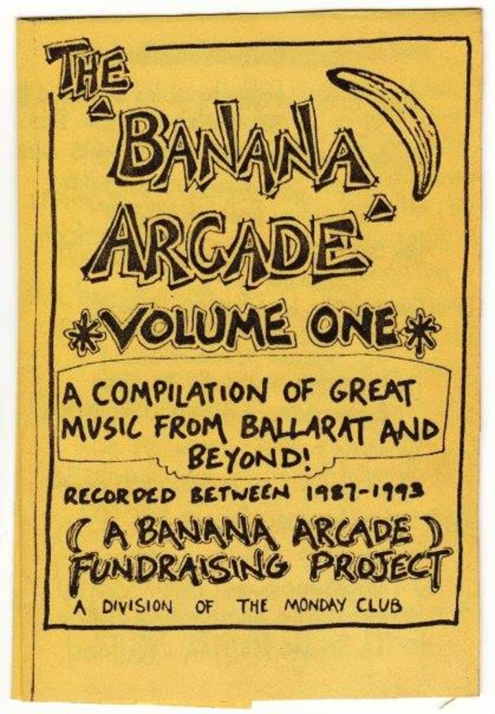 The Banana Arcade Tour Dates