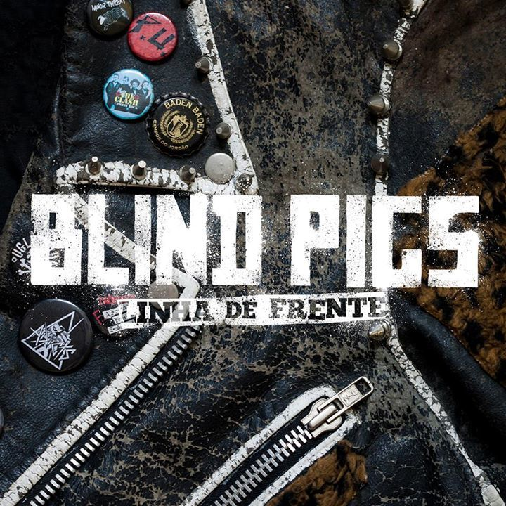 Blind Pigs - Porcos Cegos Tour Dates