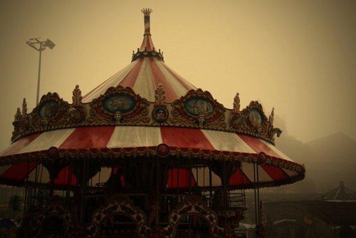 Circus Cult Tour Dates