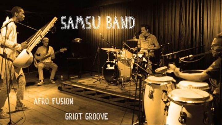 Samsu Band Tour Dates