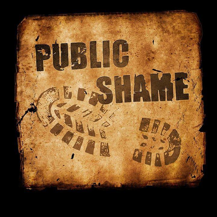 Public Shame Tour Dates