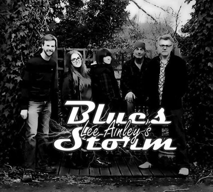 Lee Ainley's Blues Storm Tour Dates