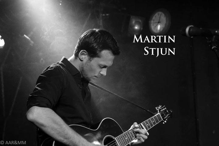 Martin Stjun Tour Dates