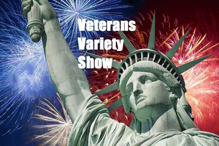 Veterans Variety Show @ VFW Post 3404 - Springfield, MO
