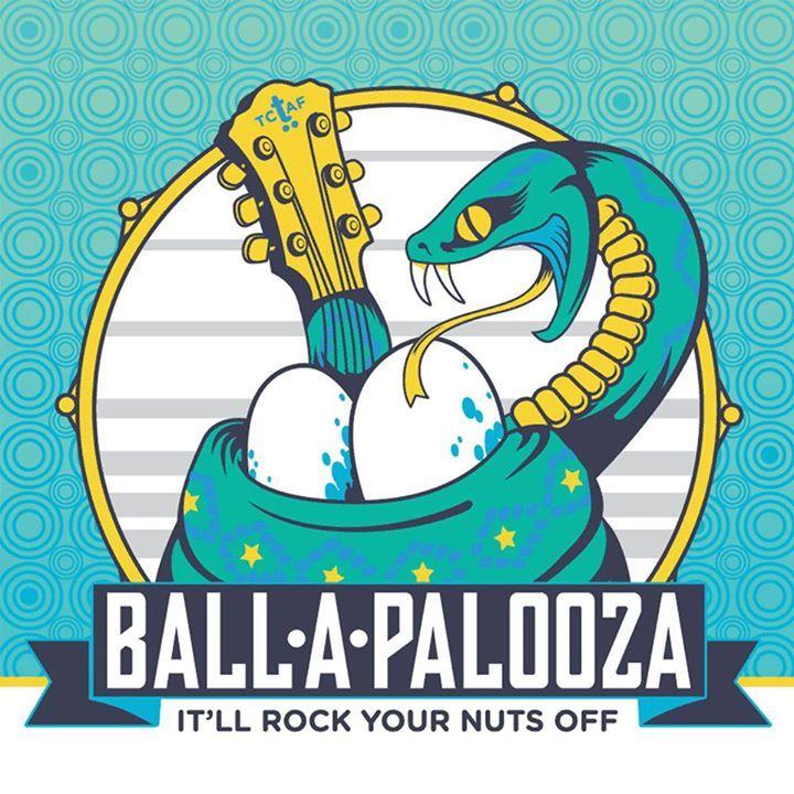 Ball-A-Palooza Tour Dates
