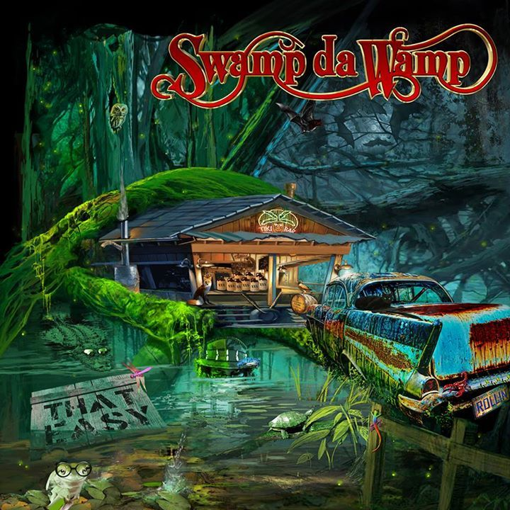 Swamp da Wamp Finland Fanpage Tour Dates