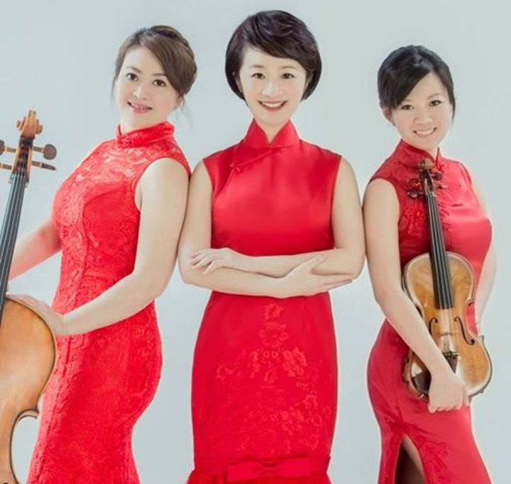 菁英藝術家三重奏 Elite Artists Trio Tour Dates