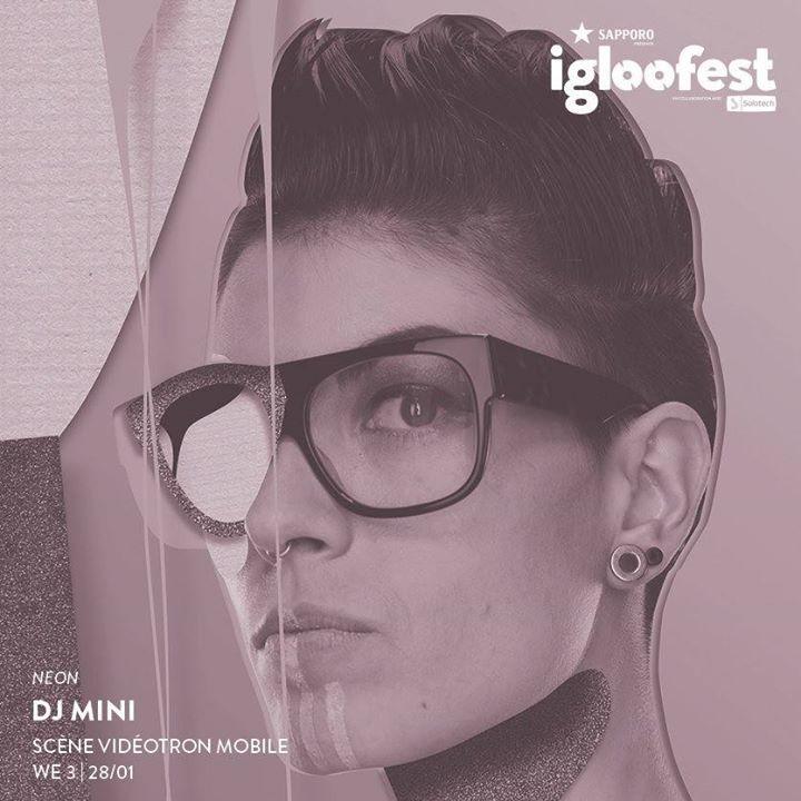 DJ Mini Tour Dates