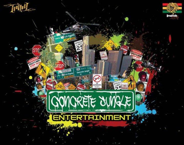 Concrete Jungle Entertainment Tour Dates