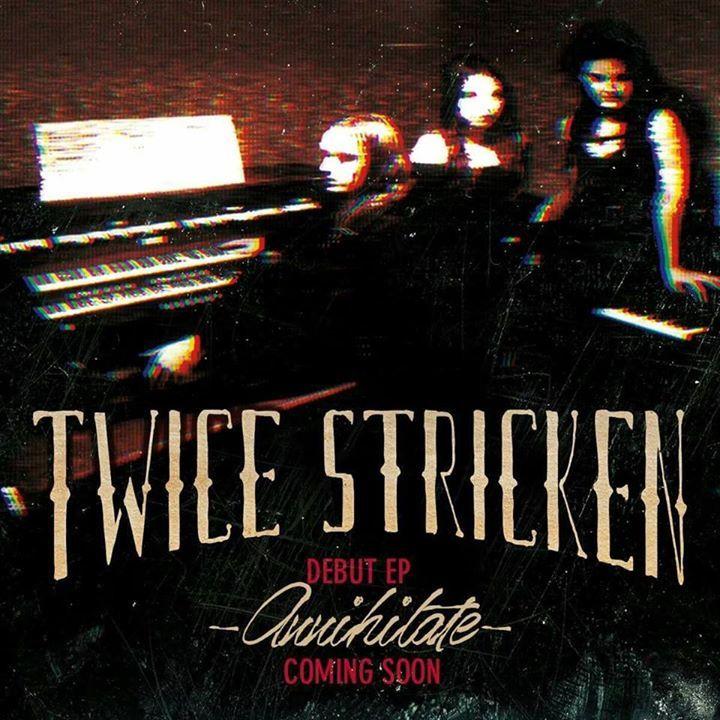 Twice Stricken Tour Dates
