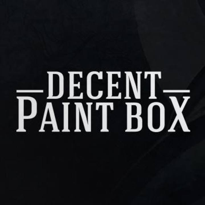 Decent Paint Box Tour Dates