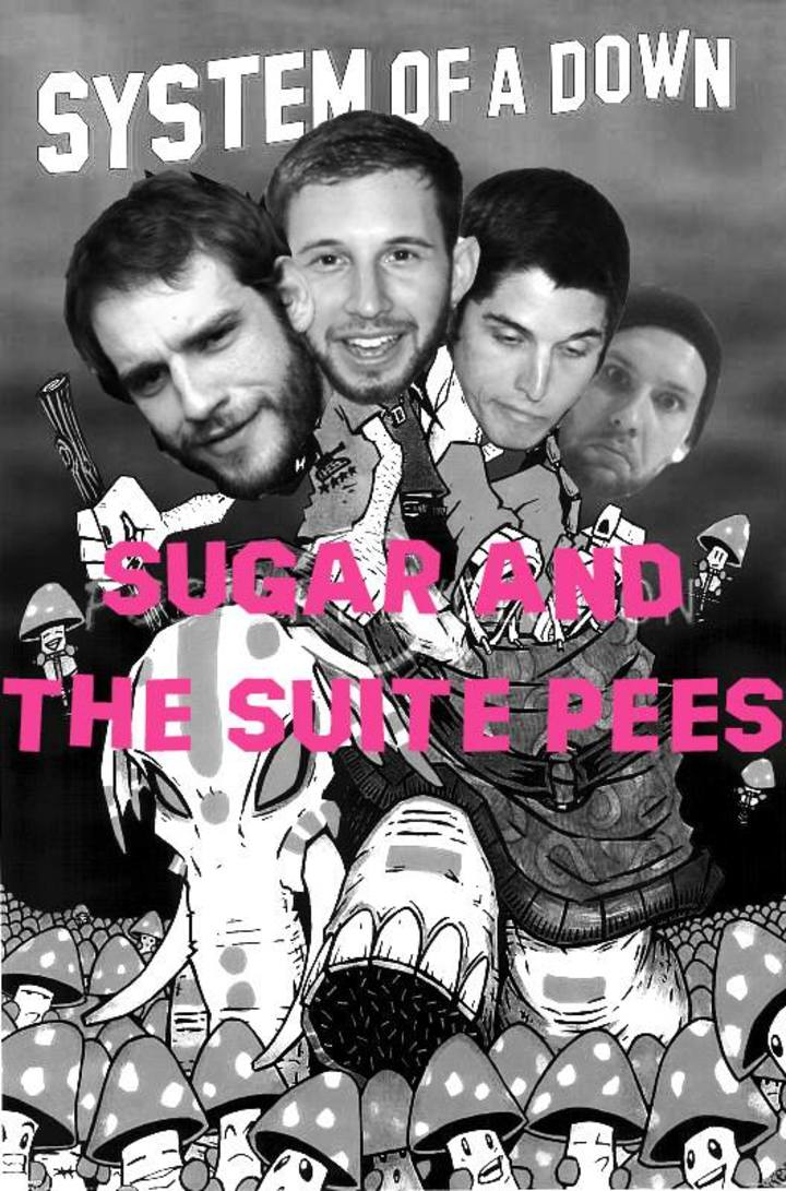 Sugar and The Suite Pees Tour Dates