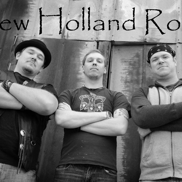 New Holland Road Tour Dates