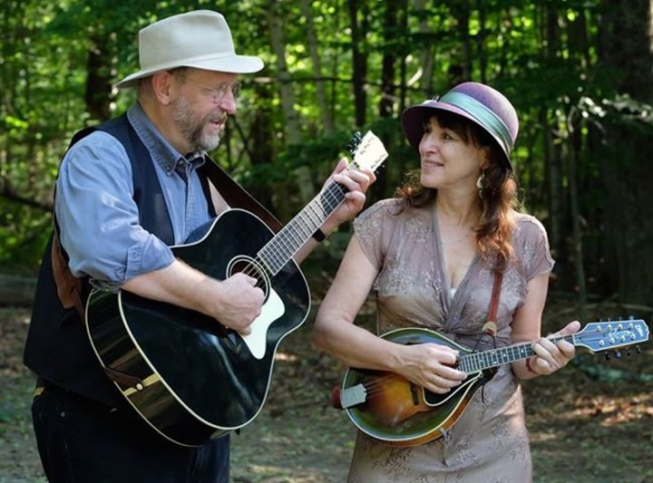 Martin Grosswendt and Susanne Salem-Schatz @ North Elk Coffee House - North East, MD