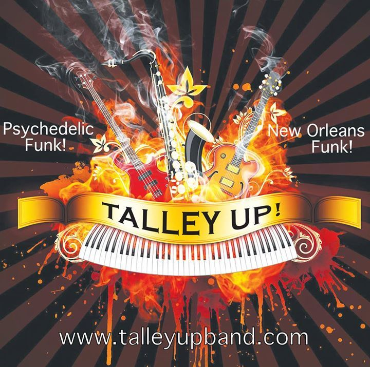 Talley Up Tour Dates