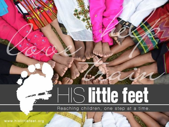 His Little Feet Tour Dates
