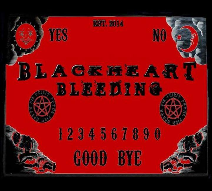 Black Heart Bleeding Tour Dates