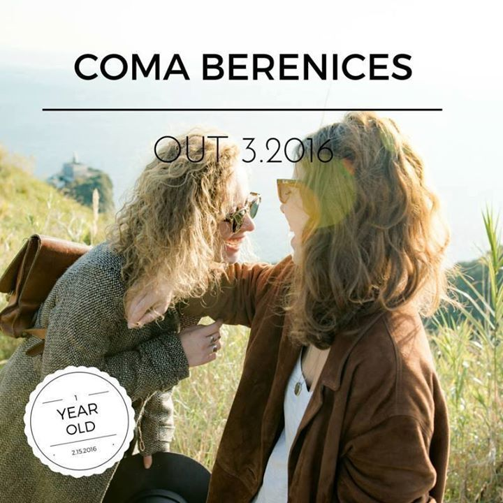 Coma Berenices Tour Dates