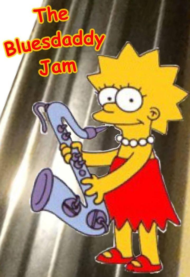 THE BLUESDADDY JAM Tour Dates