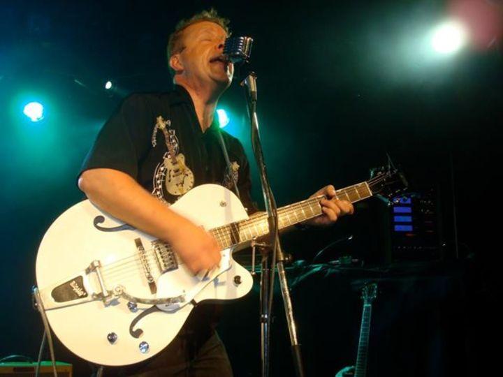 Chuck Hughes Band Tour Dates