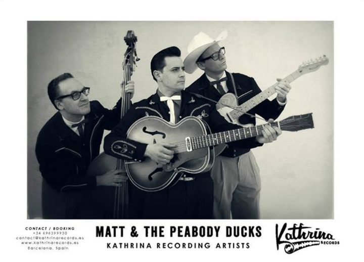 Matt and the Peabody Ducks Tour Dates