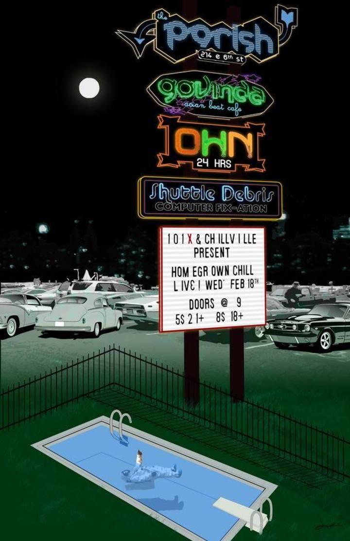 OHN Tour Dates
