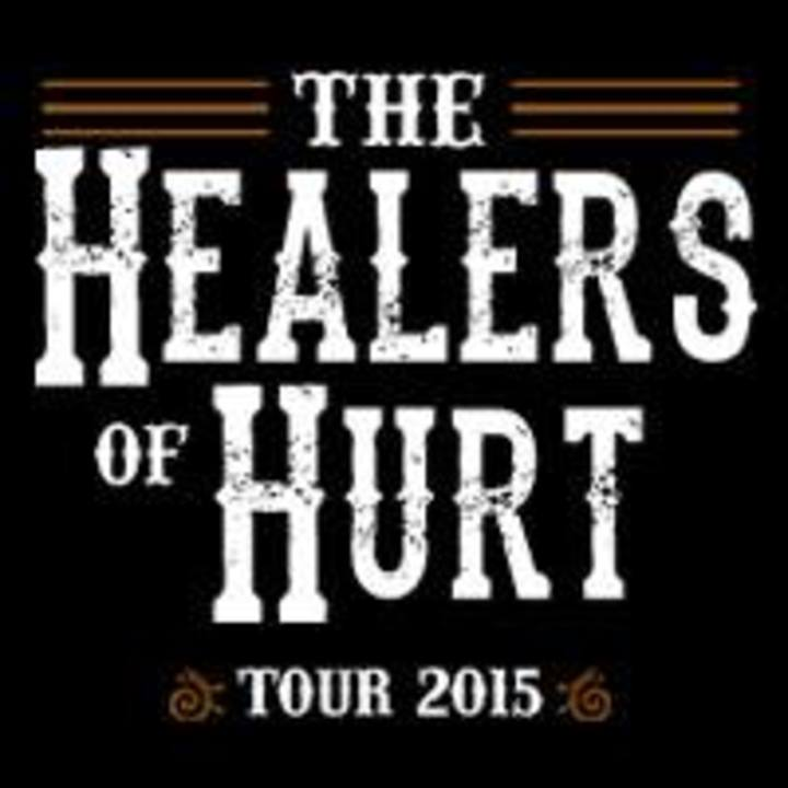 The Healers Of Hurt Tour Dates