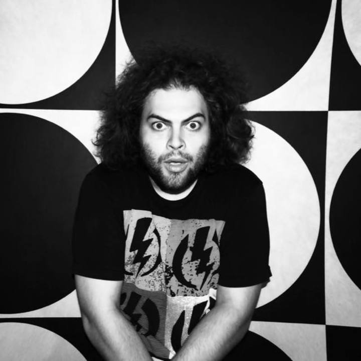 Dustin Ybarra @ Comedy and Magic Club - Hermosa Beach, CA