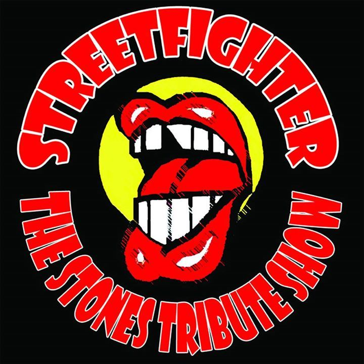 STREETFIGHTER! the world's BEST ROLLING STONES tribute show Tour Dates