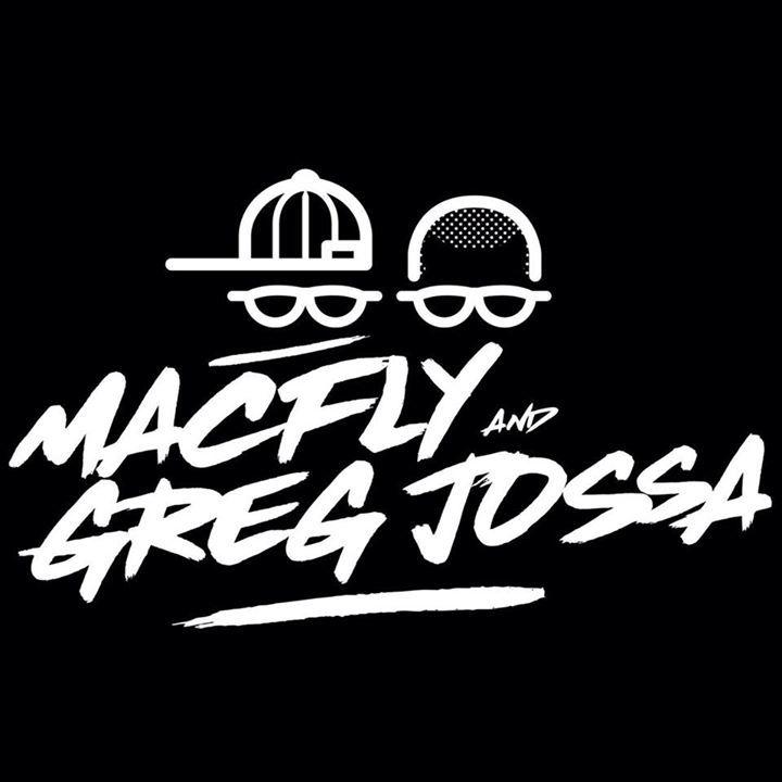 Macfly & Greg Jossa @ Bar Carlsberg  - Liège, Belgium