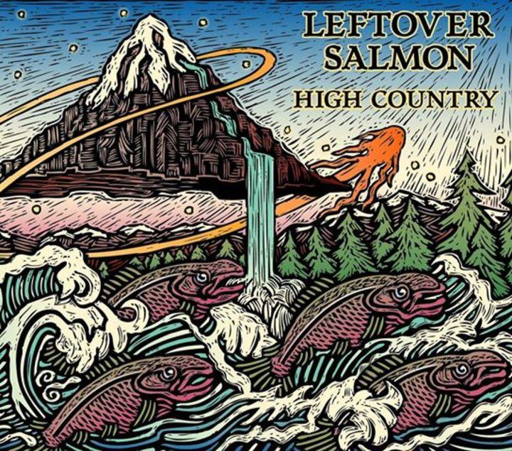 Leftover Salmon @ Mystic Theatre - Petaluma, CA