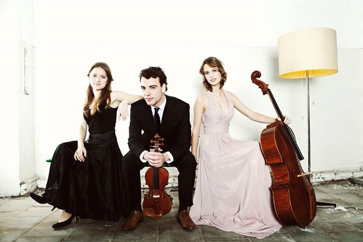 The Delta Piano Trio @ Nothwestmorland Arts Concert Series - Appleby-In-Westmorland, United Kingdom
