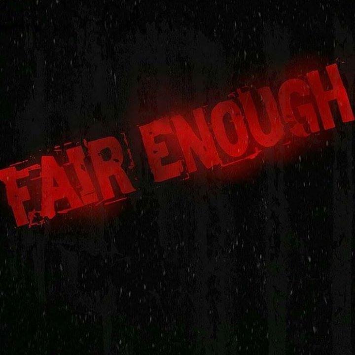 Fair Enough Tour Dates