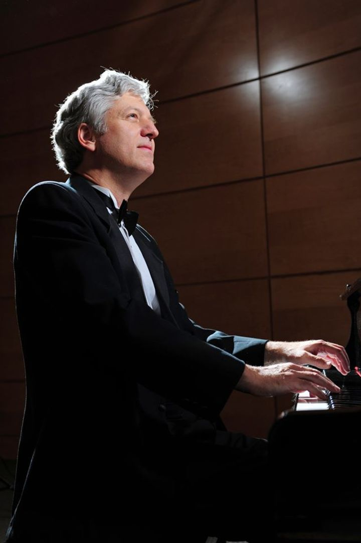 Brian Ganz - Pianist Tour Dates