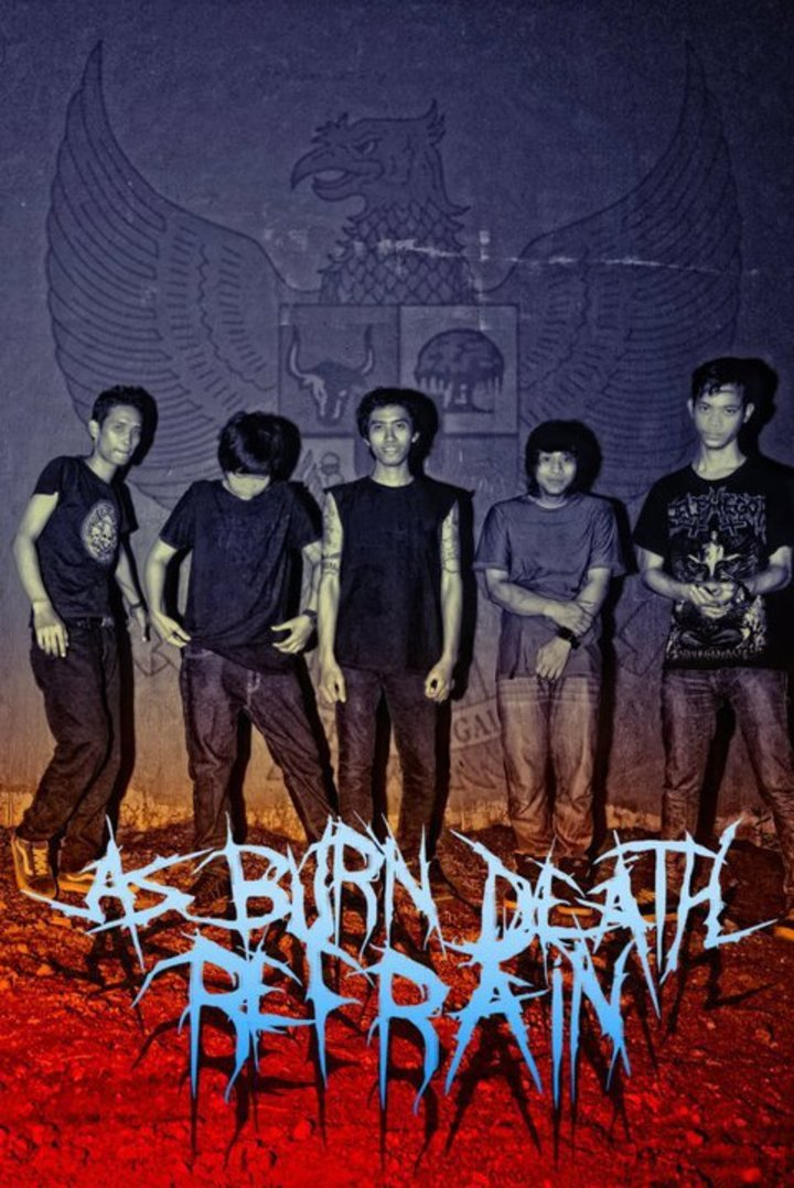 As Burn Death Refrain Tour Dates