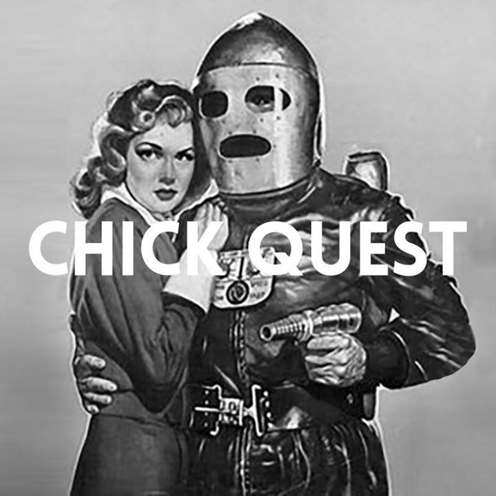 Chick Quest @ Rhiz - Vienna, Austria