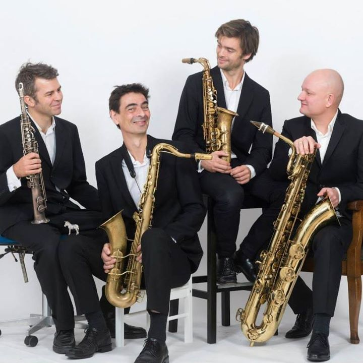 Saxopaths @ Holstebro Musikskole - Holstebro, Denmark