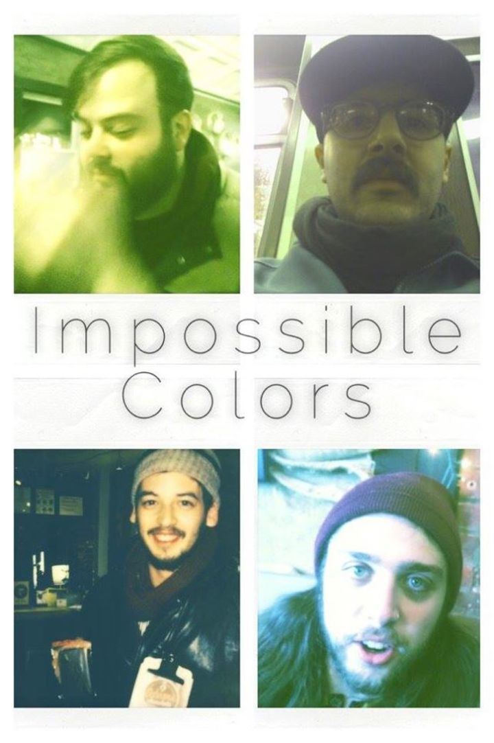 Impossible Colors Tour Dates